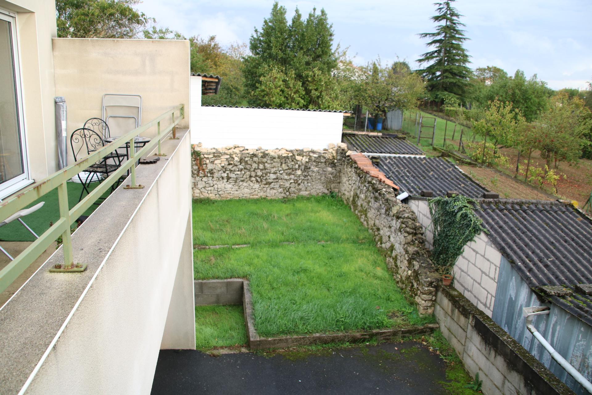 jardin privatif rdc droit