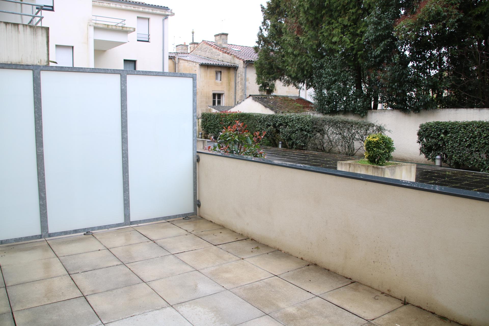 terrasse 15 m2